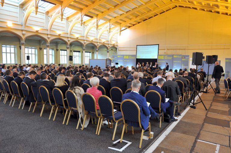 Back of the room at West of England Development Conference, Bristol.08.10.19