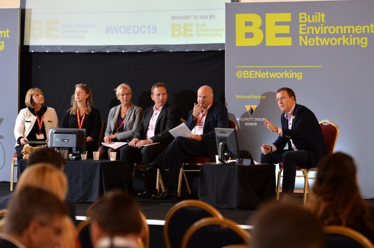 The First session at West of England Development Conference, Bristol.08.10.19