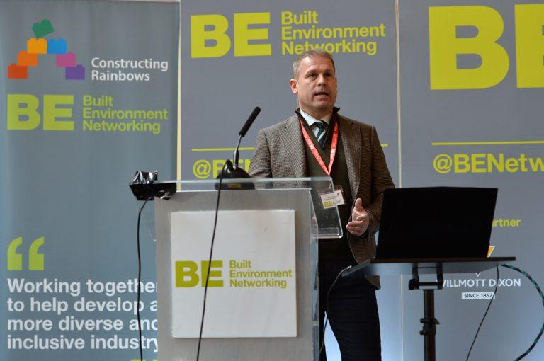 Iestyn Lewis of Rengen Developments West of England Development Conference, Bristol.08.10.19