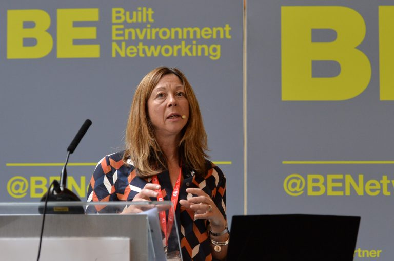 Kirsten Durie of Network Rail Property West of England Development Conference, Bristol.08.10.19