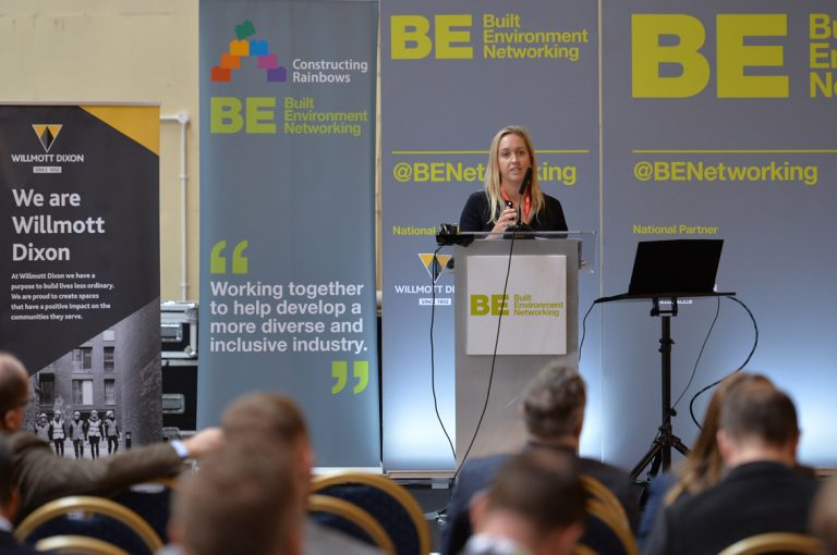 Lucinda Mitchell of First Base West of England Development Conference, Bristol.08.10.19