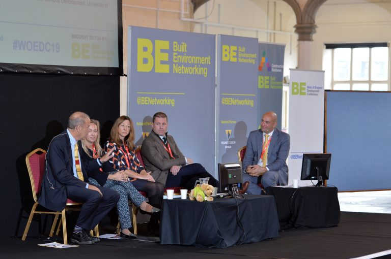 The Second Panel: Placemaking in the West of England West of England Development Conference, Bristol.08.10.19
