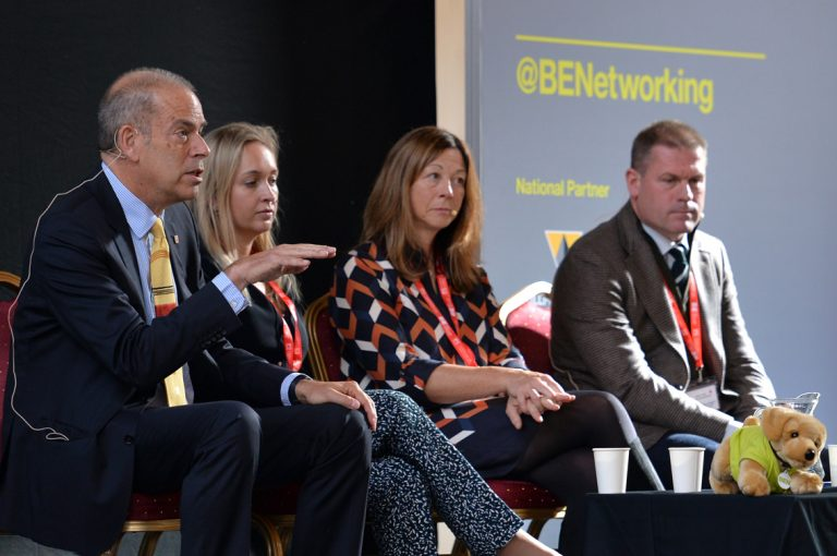 Guy Orpen, Kirsten Durie, Lucinda Mitchell and Iestyn Lewis West of England Development Conference, Bristol.08.10.19