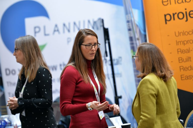 Planning Portal Partnered Networking West of England Development Conference, Bristol.08.10.19