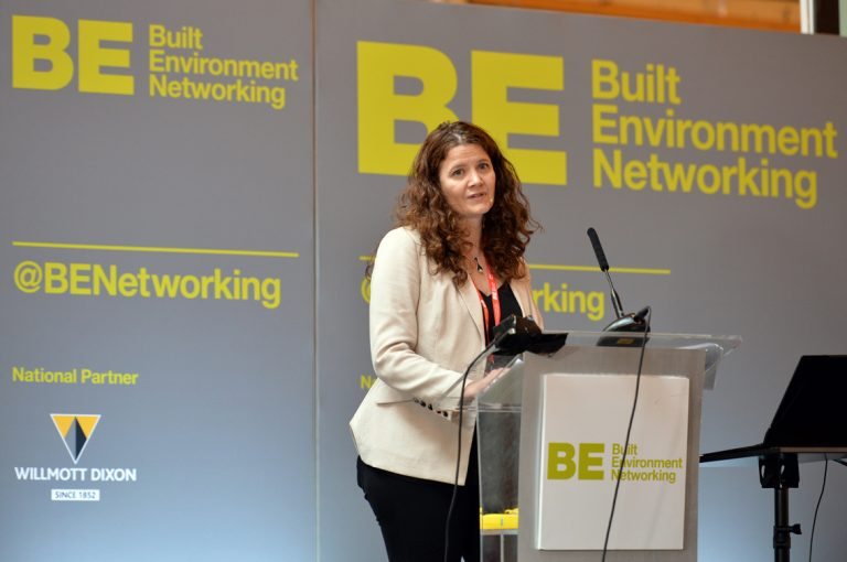 Kelly Hillman of Homes England West of England Development Conference, Bristol.08.10.19