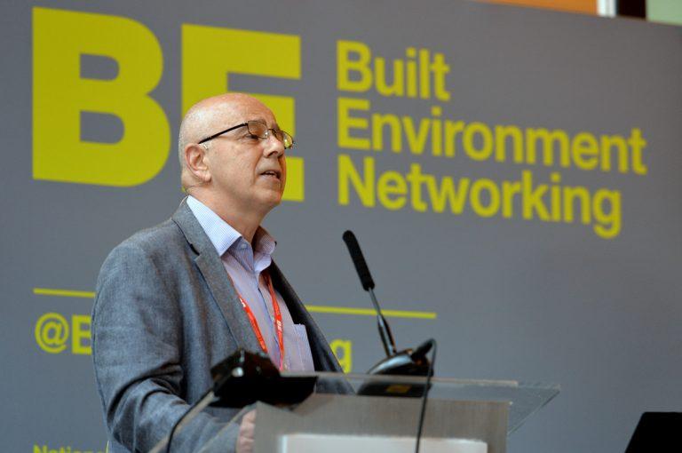 Derek Parody of Highways England West of England Development Conference, Bristol.08.10.19