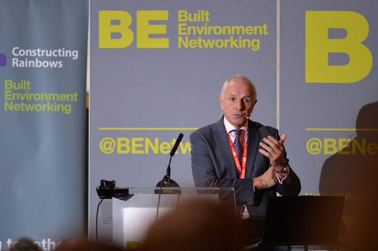David Eccles of EDF Energy West of England Development Conference, Bristol.08.10.19