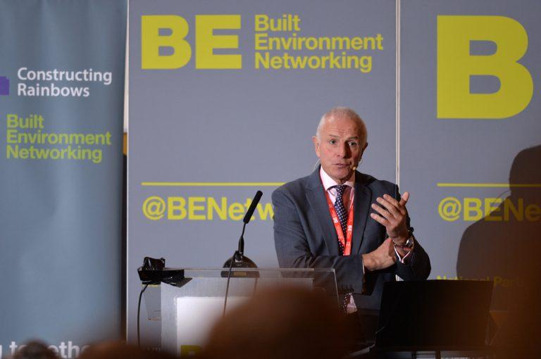 David Eccles of EDF Energy West of England Development Conference, Bristol.08.10.19