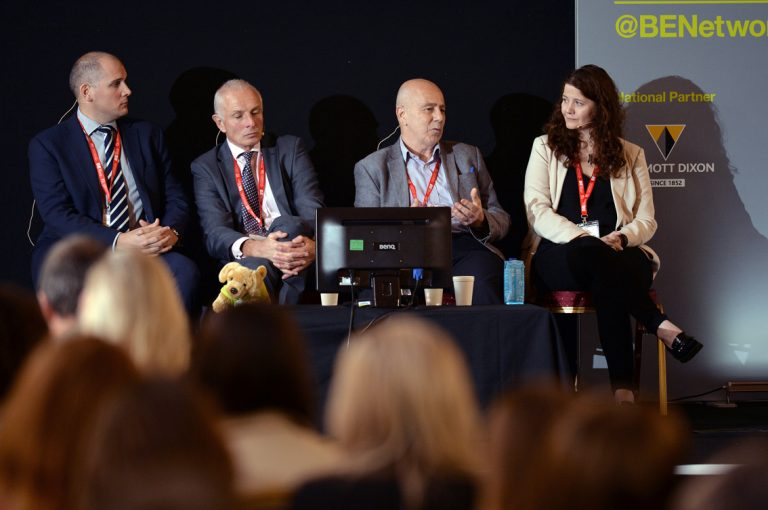 Networking in the Built Environment West of England Development Conference, Bristol.08.10.19