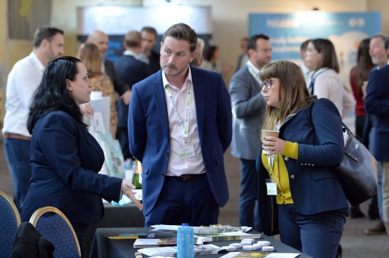 Networking in Bristol City CentreWest of England Development Conference, Bristol.08.10.19