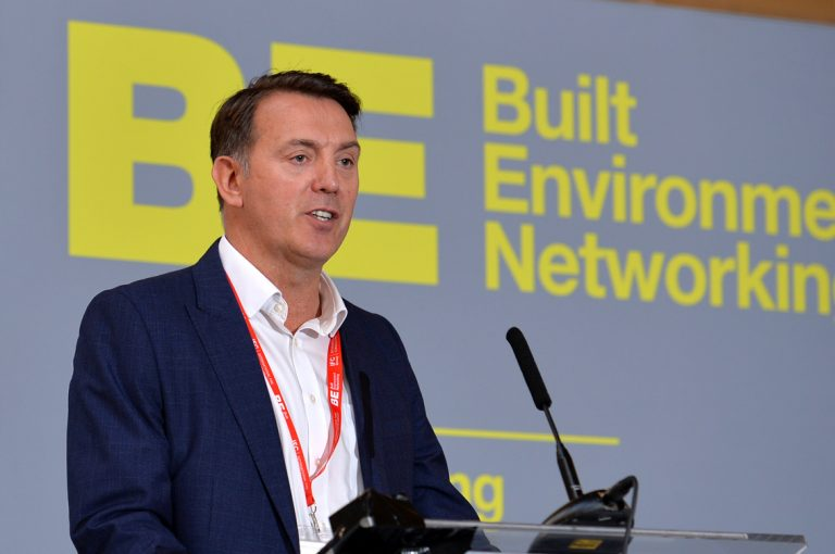 Andrew Billingham of YTL Arena Bristol West of England Development Conference, Bristol.08.10.19