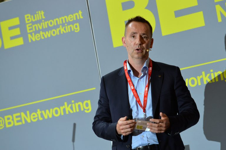 Al Titterington of Cornwall Airport Newquay West of England Development Conference, Bristol.08.10.19