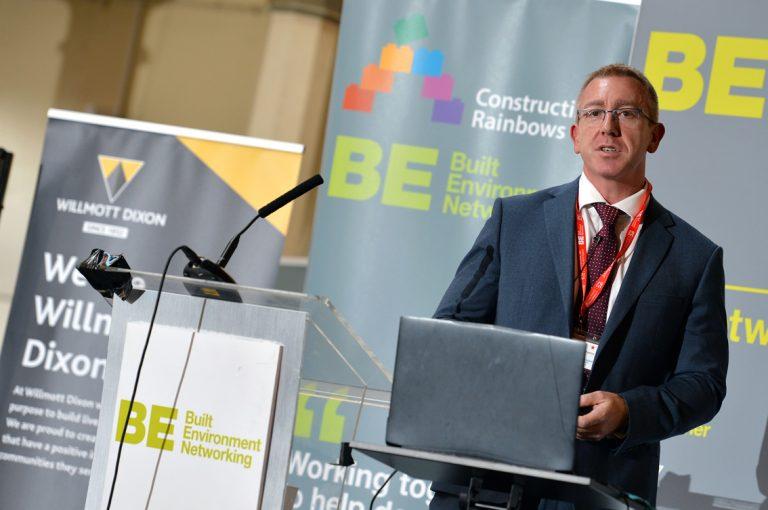 Alan Denby of TDA West of England Development Conference, Bristol.08.10.19