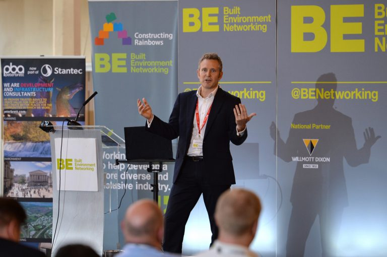 Jeremy Sweetland of Bristol Housing Festival West of England Development Conference, Bristol.08.10.19