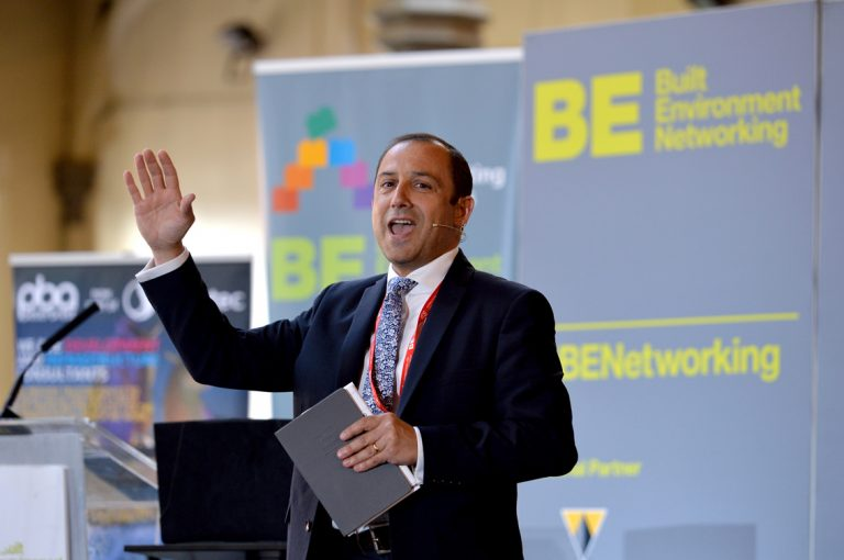 Victor Da Cunha of Homes for the South West West of England Development Conference, Bristol.08.10.19
