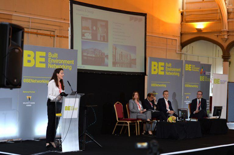 Julia Bevan of Grainger PLC West of England Development Conference, Bristol.08.10.19