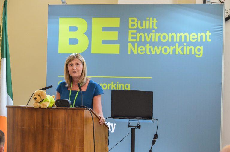 Amanda Coupland at Dublin Development Plans 2018