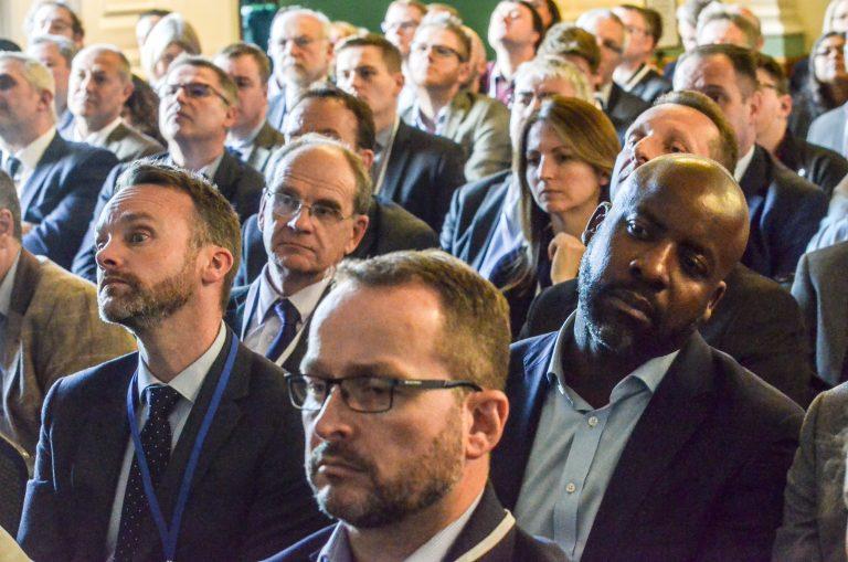 Attendees at Birmingham Development Plans 2018
