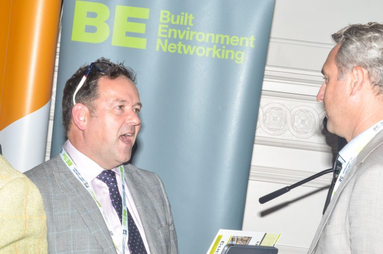 Attendee's discuss the day Berkshire & Thames Valley Development Plans 2019