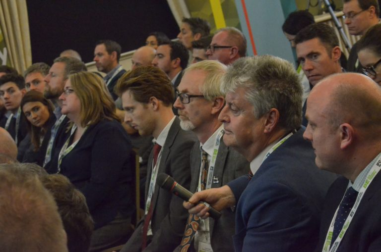 Attendee's of Norwich & East Anglia Development Plans Asks the speakers questions