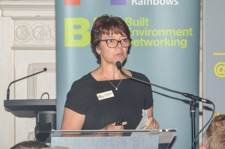 Barbara Richardson of RBWM Property Company