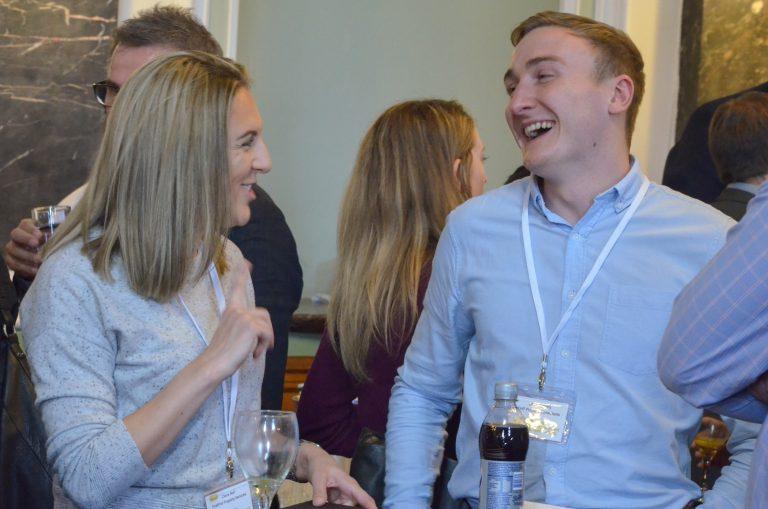 Birmingham Development Plans 2018 event at the Council House