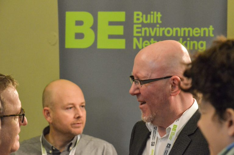 Built Environment Networking Event at the Assembly House