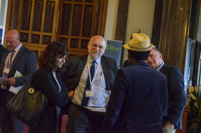 Built Environment Networking Event for Birmingham Development Plans 2018_-2