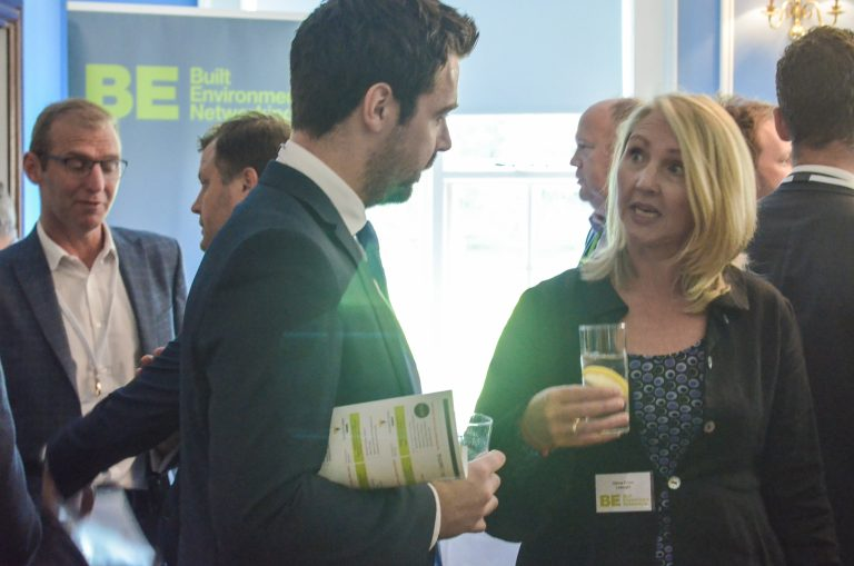 Built Environment Networking Event in Dublin
