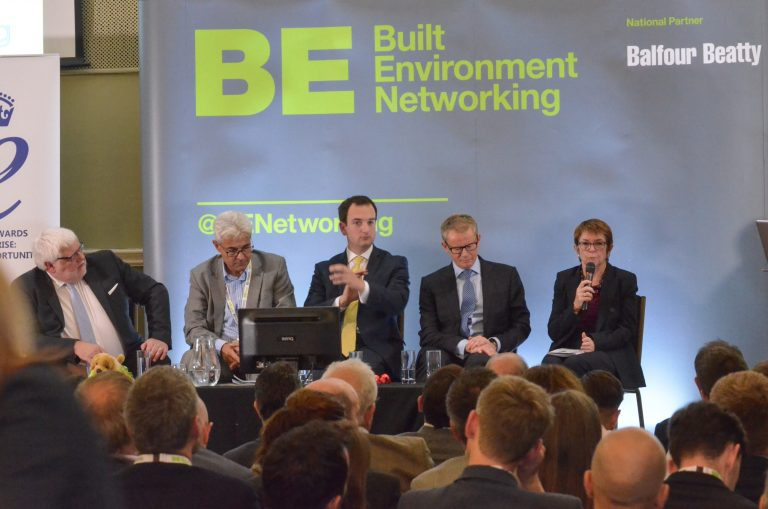Built Environment Networking Event in Norwich