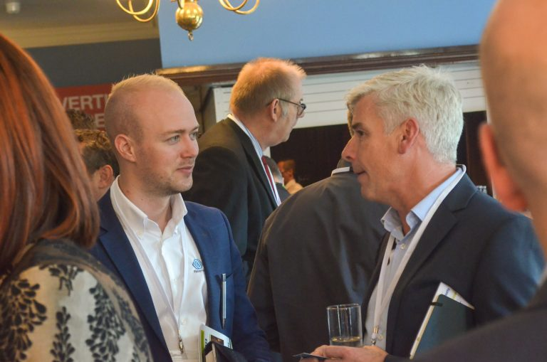 Business Networking Event in the Law Society of Ireland