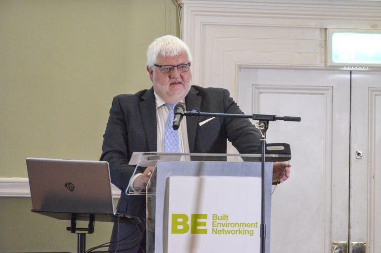 David Parfrey Speaking at Norwich & East Anglia Development Plans