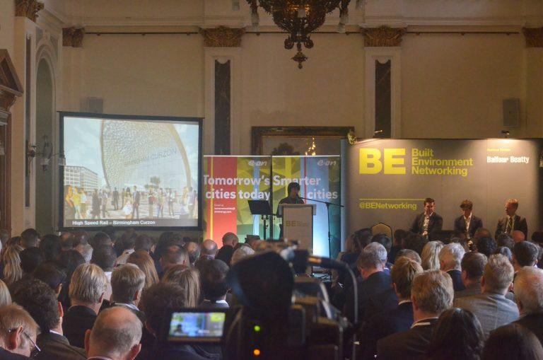 Dawn Baxendale speaks at Birmingham Development Plans 2018
