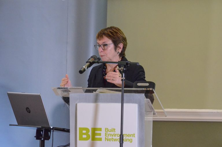 Dr Wendy Thompson of Norfolk County Council Speaks at Norwich & East Anglia Development Plans