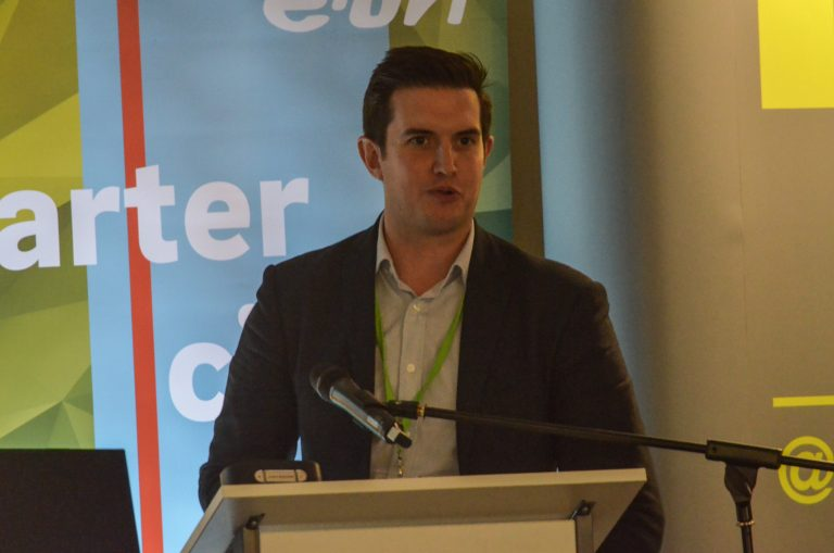 Ed Ellerington of Packaged Living speaks at Birmingham Development Plans 2018