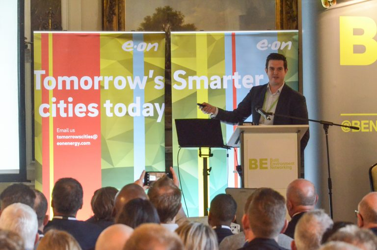 Ed Ellerington speaks at Birmingham Development Plans 2018