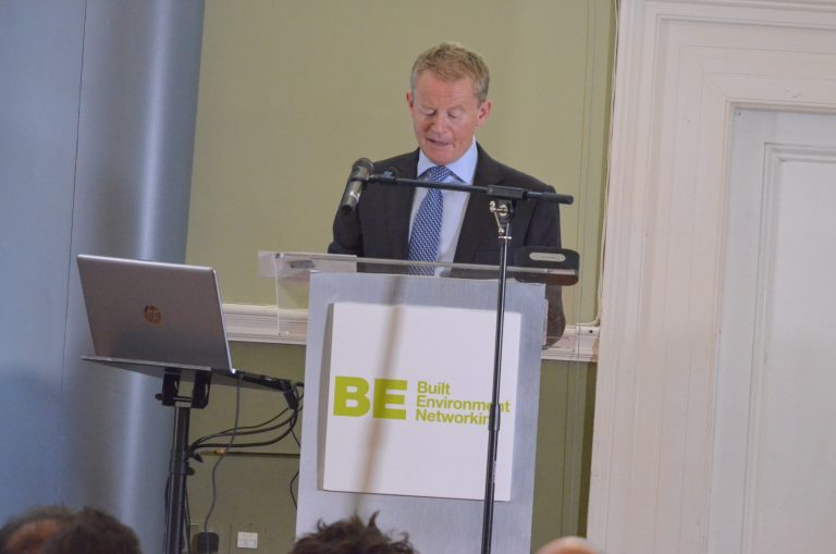 Edward Olley Speaking at Norwich & East Anglia Development Plans
