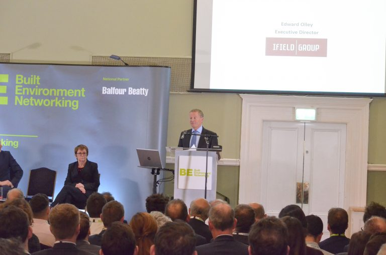 Edward Olley Speaks at Norwich & East Anglia Development Plans