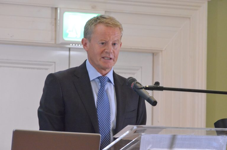 Edward Olley of Ifield Group speaks at Norwich & East Anglia Development Plans