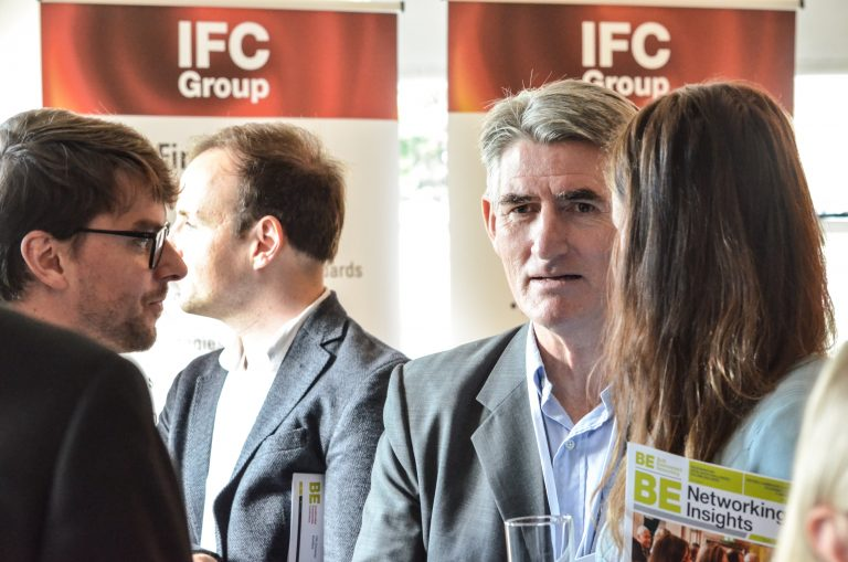IFC Partnered Networking Event in Ireland for Dublin Development Plans 2018