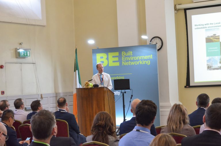 Lorcan Speaks at Dublin Development Plans 2018