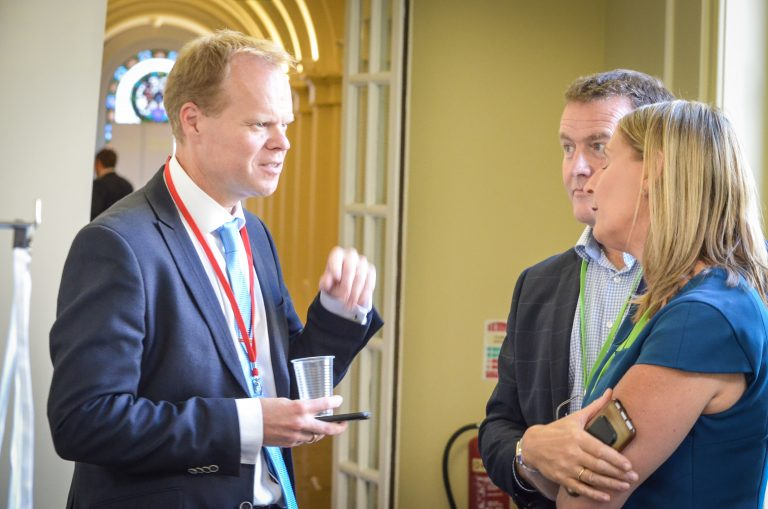 Lorcan Tyrell speaks to Amanda Coupland and Phil Laycock at Dublin Development Plans 2018