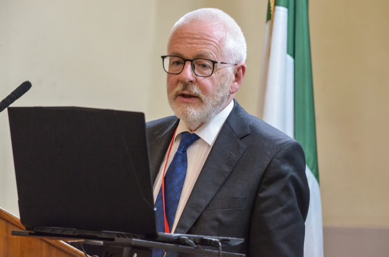 Michael Monaghan Speaks at Dublin Development Plans 2018