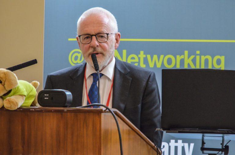 Michael Monaghan of University College Dublin