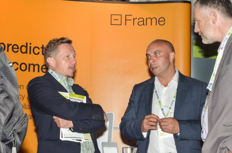 Networking for the Built Environment partnered with frame