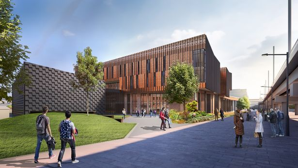Nottingham college secure funding for city hub funding has been secured for a brand new 58m city hub set to be the flagship campus of nottingham college once complete the site will offer further malvernweather Gallery