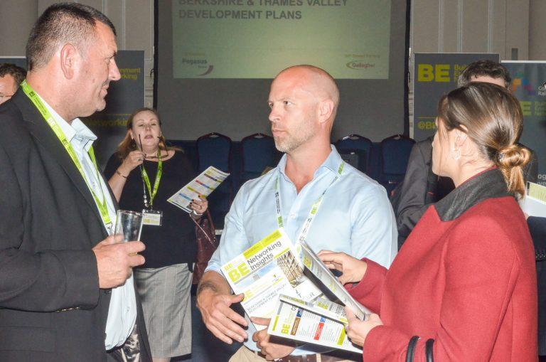 Pegasus Partnered networking event Berkshire & Thames Valley Development Plans 2019