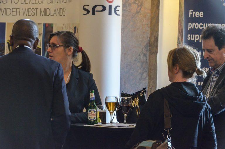 Spie Partnered Birmingham Development Plans 2018