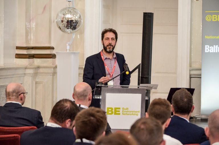 Steve Bowyer of InvestSK speaks at Lincolnshire Development Plans 2019