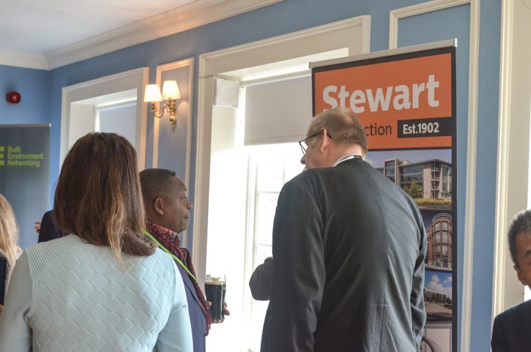 Stewart Construction Networking